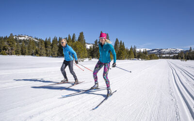 NOT TO MISS CALIFORNIA CROSS COUNTRY SKI AREAS